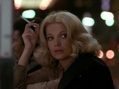 Gena Rowlands, Minnie and Moskowitz, 1971