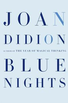 after reading 'the year of magical thinking,' i can't put down the didion.