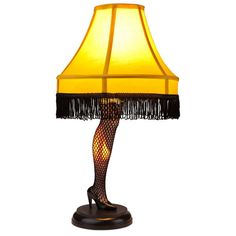 ThinkGeek Brings this Oddity from 'A Christmas Story' in Time for the Hol #Decor #Retro trendhunter.com