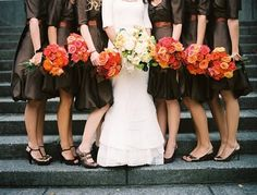cool idea for a wedding pic
