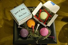 Cathie Filian {Cathie and Steve like to make things.}: DIY Wedding Favors - 11 Ideas