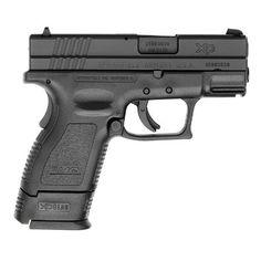 Springfield XD 9mm Sub-Compact Pistol