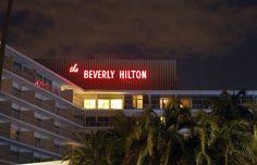 Beverly Hilton Hotel, Beverly Hills, California