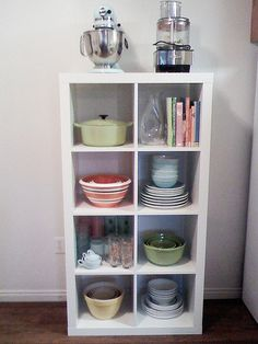 Extra kitchen storage idea