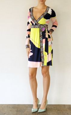 EMILIO PUCCI DRESS @Michelle Flynn Coleman-HERS