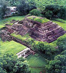 Ruinas del Tazumal, El Salvador