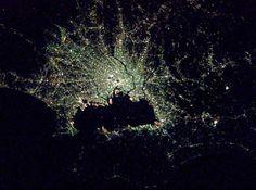 night view : Tokyo Bay, Japan