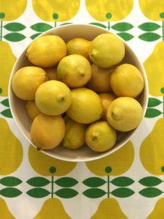 lemons  #TheInspiredTable