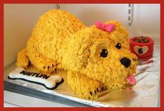 Gallery | Puppy Cake