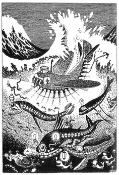Tove Jansson. idk why i like this i just do