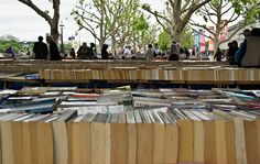 South Bank Book Market - next time I'm in London.
