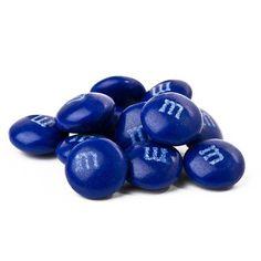 Dark Blue M's