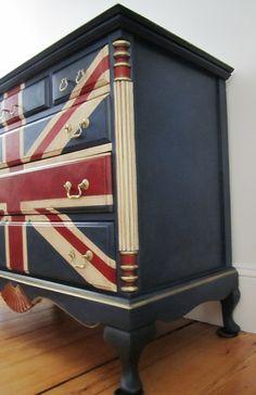 corner treatment studio, cupboard, british, rhode island, dresser idea, annie sloan, painted dressers, beauty, decor idea