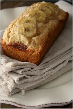Banana-Buttermilk Cinnamon Bread