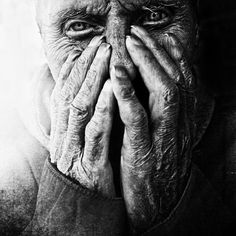 Lee Jeffries - Homeless souls..