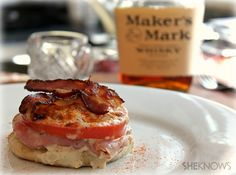 Kentucky Hot Brown recipe - the perfect meal to eat before the Derby!