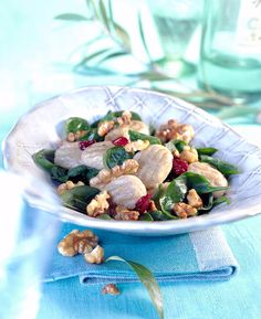 Gnocchi de nueces co