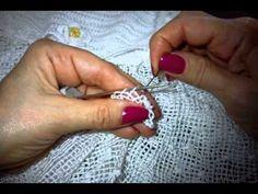 vestido de crochê com renda turca - p2