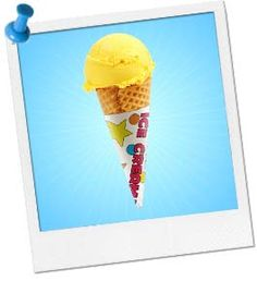 Kid project! Ice cream cone wrappers for sugar or wafer cones that you can print off and let kids colors! Great birthday party project)) birthdayinabox.com