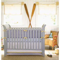 Baby boys room.