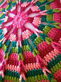 go to this link for a pattern i worked out for this gorgeous crochet http://valitasfreshfolds.blogspot.com.au/2012/10/another-pace-crochet-loops-round.html#