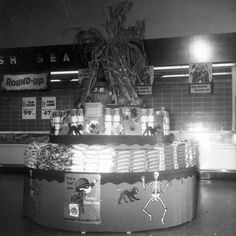 Vintage Supermarket Photos