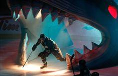 San Jose Sharks Patrick Marleau