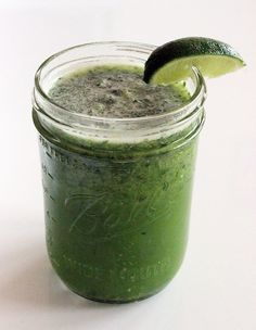 Dr. Oz green drink - no juicer required