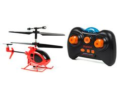 Syma S6 Mini Red 3CH RC Helicopter