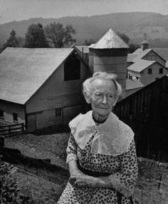 Grandma Moses (September 7, 1860 – December 13, 1961)