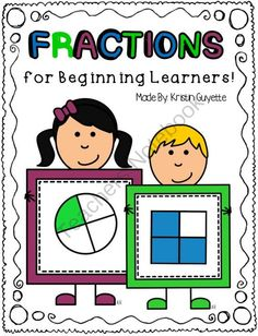 Fraction Mania! from 1st Grade is Easy Peesy! on TeachersNotebook.com -  (149 pages)  - Fractions