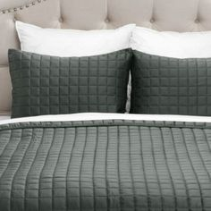 West Street Quilted Coverlet Set from Z Gallerie