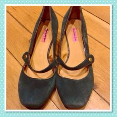 Lovely Jones The Bookmaker Mary Jane Style Shoes Size  3