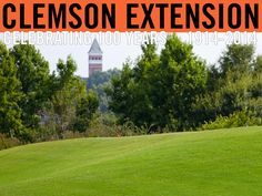 """Those who make """"Golf Month"""" possible! #ClemsonExt100"""