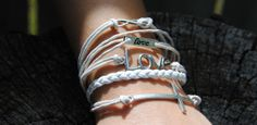 $5.25 Trendy Stacked Bracelet SASSY STEALS