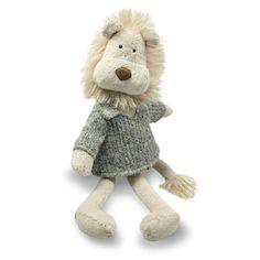 Plush Lion Toy | Moogly Lion | Air Puppy Soft Toys | Brimful Toys