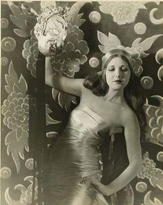 Noir and Chick Flicks: Silent Film Star: Jean Arthur.