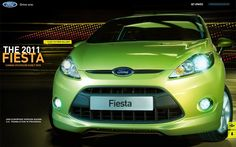 2011 Ford Fiesta preview drive