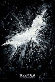 Dark Knight Rises - The end of a great trilogy & an awesome looking movie all-around