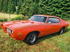Which Pontiac GTO is Better: 1969 Vs. 2006? Without a doubt the 69, the 06 is nothing to look at.