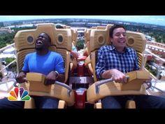 jimmy fallon roller coaster, roller coasters, roller coaster funny