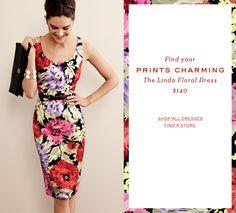 use of dress print