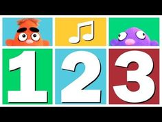 LET'S COUNT 1 2 3 (Song for Kids ♫)