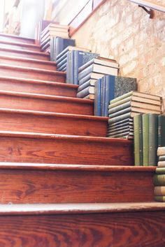 Ideas For Decorating Stairs