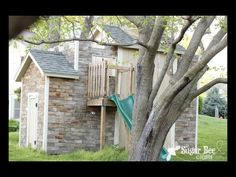 Our Backyard Castle