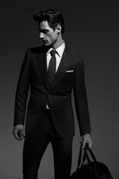 Zara Man, slim fit suit