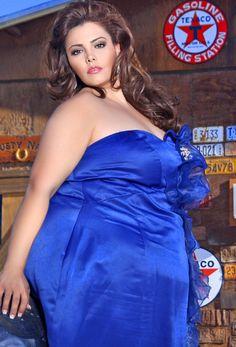 Plus Size Model Rosie Mercaso