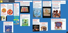 Integrating Technology and Literacy: Moving Along with Our Favorite Children's Books