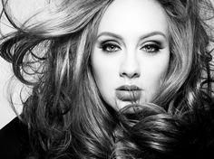 The beautiful Adele