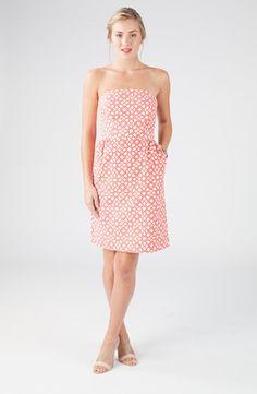 Penny dress in Trellis print - Annie Griffin Spring '14